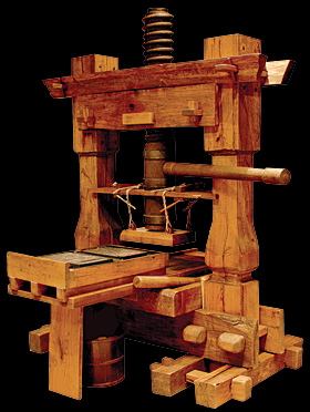 The Printing Press Rebirth Of Literature